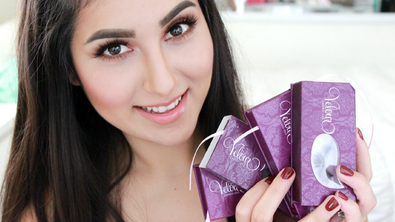 cadaf21a021 Velour Lashes Review/Best Mink Lashes! - YouTube
