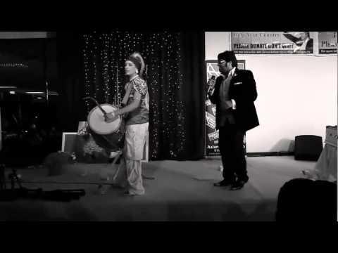 Rude Boy Rani Taj - Remixes Live to Amplifier - HD