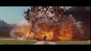 Взрыв в фильме
