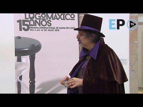 Lugomáxico cita a magos de todo el mundo por su 15º aniversario