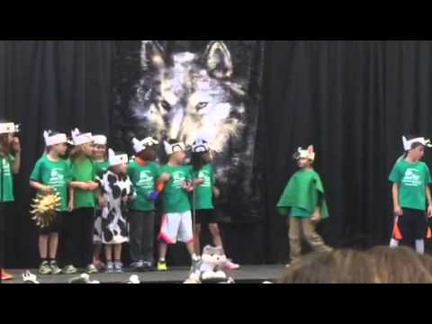 3rd grade Wolves Food Chain