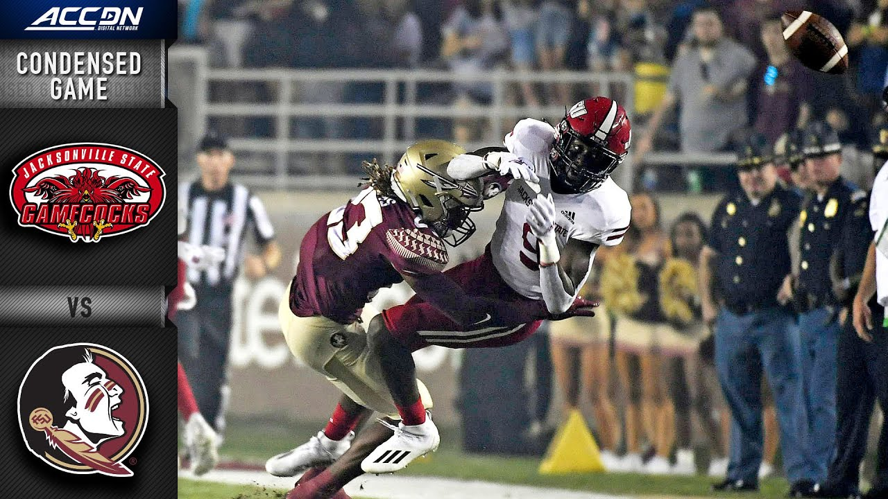 ACC Football: Jacksonville State vs. Florida State [Condensed Game]