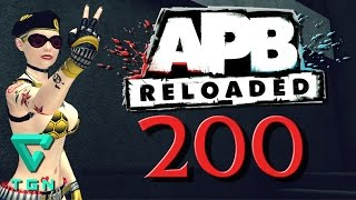 APB: Reloaded Co-operative Gameplay (60 FPS) Ep.200