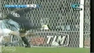Alessandro Nesta save Lazio Vs Juventus