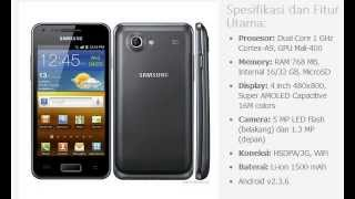 Harga Hp Samsung Galaxy S Advance