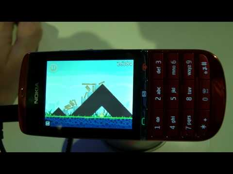 Angry Birds for S40 (on Nokia Asha 300)