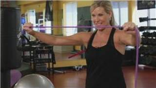 Resistance Band Exercises : Stretch Band Exercises for Seniors
