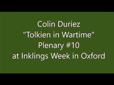 Colin Duriez - Tolkien in Wartime