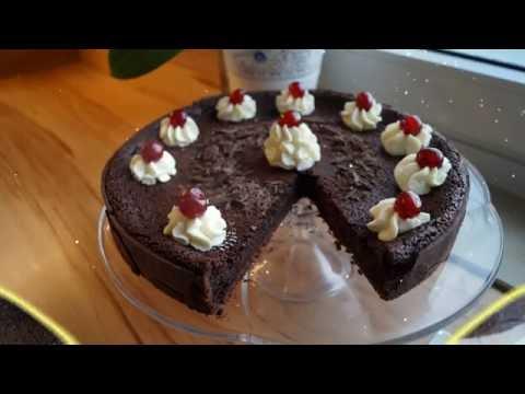 Mississippi Mud Pie / Çikolatali Pasta Tarifi