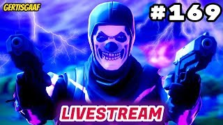 [GIG CLAN] EEN CARBON & GOLD UNLOCKED!!! #169 🔴Livestream Fortnite Battle Royale NL 🔴