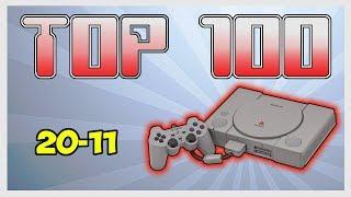 🥇TOP 100 MEJORES JUEGOS DE PS1 DE LA HISTORIA (20-11) para la Playstation classic mini (PSX)