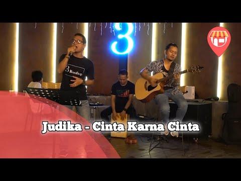 Judika - Cinta Karena Cinta (Official Music Vidio) Cover, Judika Cinta Karena Cinta, Judika Terbaru