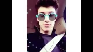 Shawn Mendes via Snapchat (01/05/2017)
