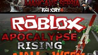 LIVE - ROBLOX Apocalypse Rising Halloween