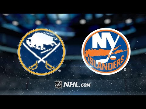 Islanders rally late, top Sabres in OT