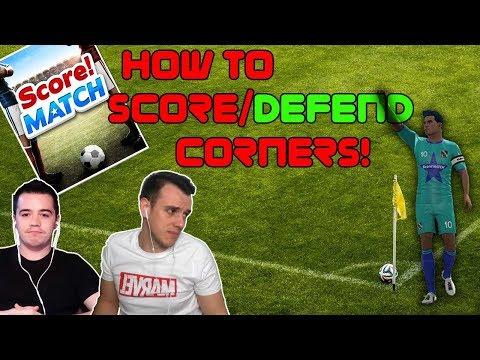 E060 - CRG, Score! Match - All Secrets About Corner Kicks! Do You Score From Corner?