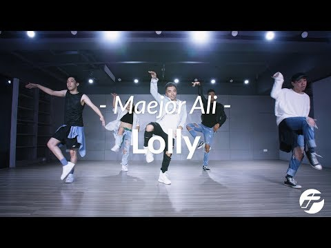 Maejor Ali - Lolly  / Tom Chen Choreography