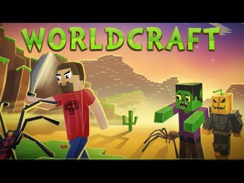Worldcraft Gameplay Impressions Part 6: Pumpkin Men