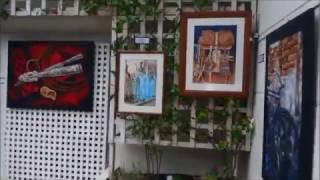 Exposición de pintura realista de María Helena Sorhobigarat Mónica Torres y Fabricio Ulrich