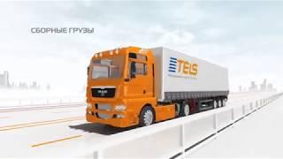 BUSINESS VIDEO for TELS Global Shipping Solutions // Корпоративный ролик для компании TELLS