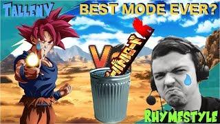 """""""Throw it in the Trash"""" Battle on the Super Battle Road: DBZ Dokkan Battle"""