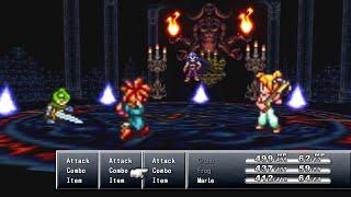 Chrono Trigger - Magus Battle
