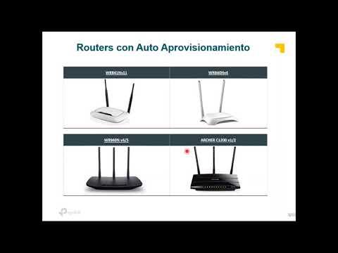 Webinar TP Link  Nueva Generación de Routers WISP para entornos de Radio y Fibra