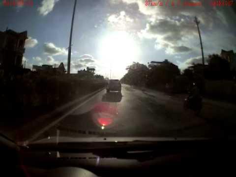 Nhờ có camera hành trình mà có bằng chứng về tai nạn giao thông