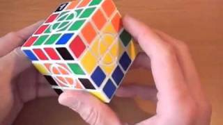 Как собрать кубик Crazy 4x4 I