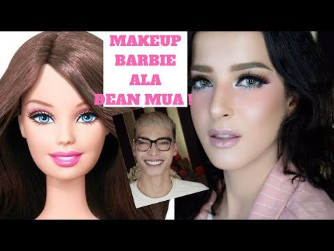 RAHASIA MAKEUP MUA HITS ! barbie look