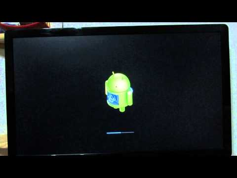 How to easily flash firmware on Tronfy MXQ S805 Android TV Box via micro SD card