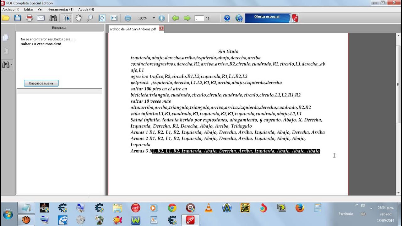 Como subrayar en un pdf