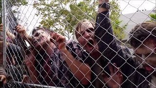 The Walking Dead Attraction - Universal Studios Hollywood