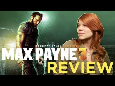 Max Payne 3 REVIEW!