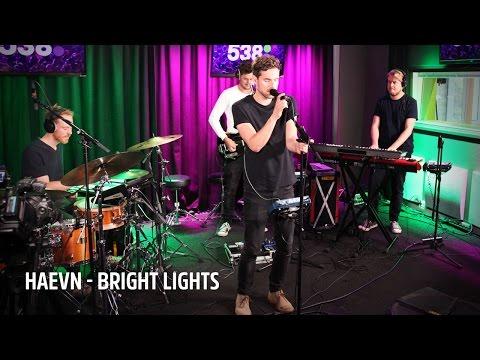 Haevn - Bright Lights   Live bij Evers Staat Op