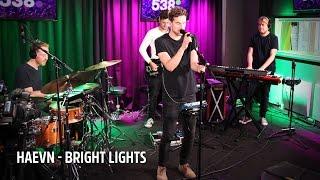 Haevn - Bright Lights | Live bij Evers Staat Op
