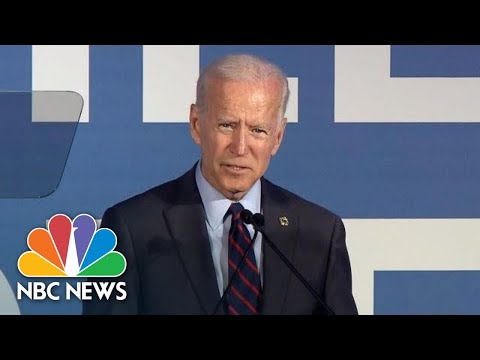 Joe Biden Reverses On Hyde Amendment: 'I Support A Woman's Right To Choose'   NBC News