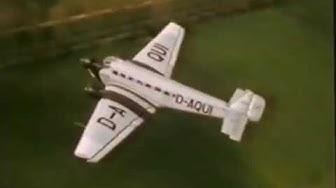 Junkers Ju52   Ein Flugzeug erlebt Geschichte