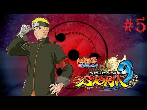 Naruto Shippuden - UNS 3 #5 Наруто против Саске