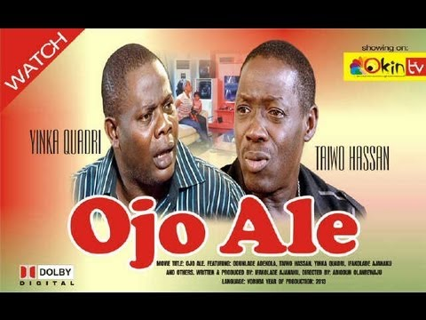 OJO ALE Yoruba Nollywood Movie Starring Yinka Quadri and Taiwo Hassan