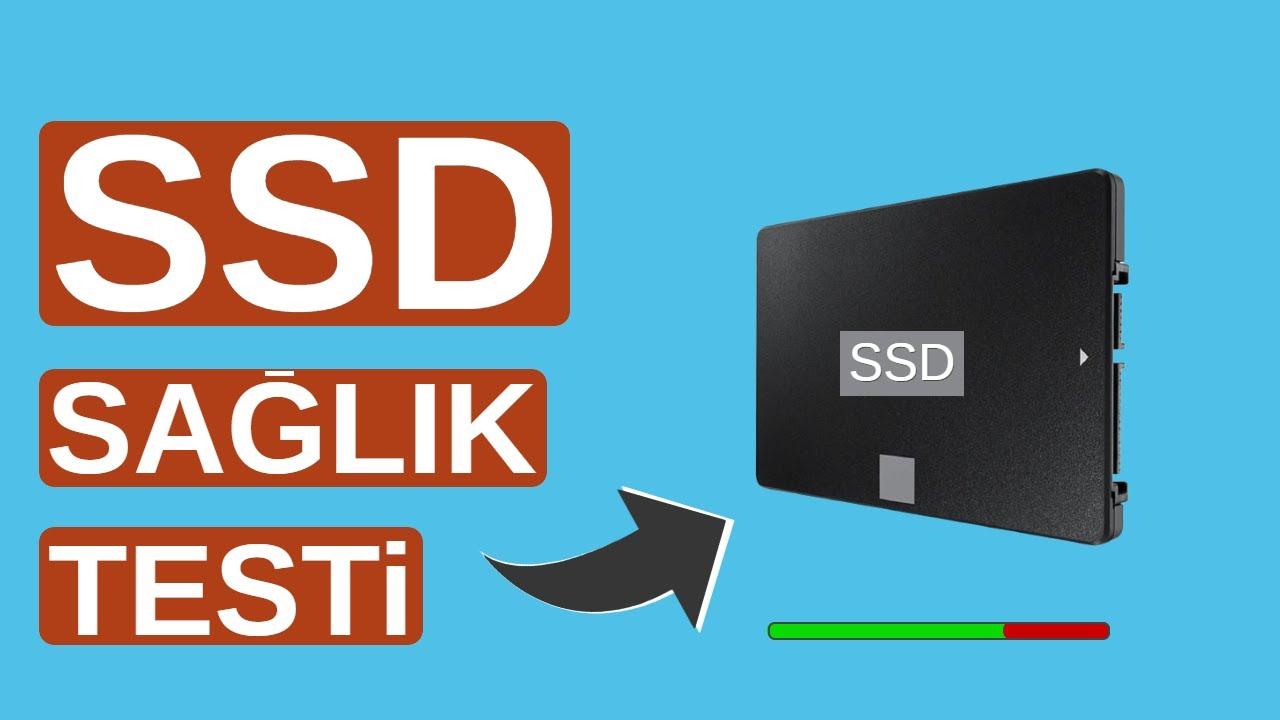 SSD SAĞLIK TESTİ NASIL YAPILIR?   SSD SAĞLIK PROGRAMLARI  [EN İYİ 3 PROGRAM]