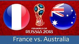 Prediksi Grup C Piala Dunia   PRANCIS vs AUSTRALIA 16 Juni 2018   Prediksi Skor Anda?