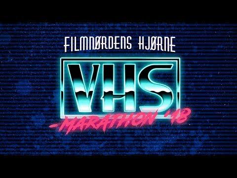 VHS-marathon '18 - Live Stream