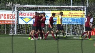 Grassina-Maliseti Tobbianese 2-1 Eccellenza Girone B