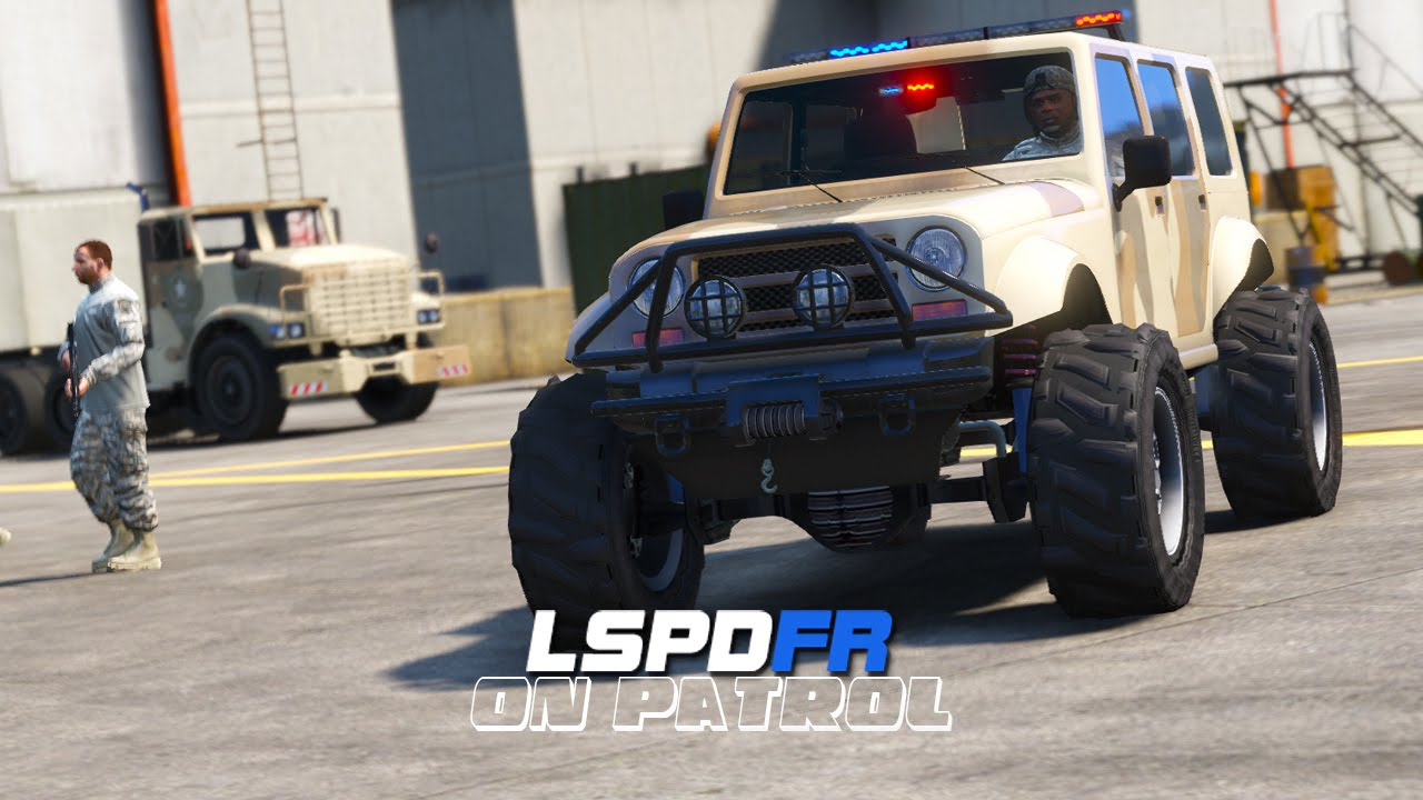 LSPDFR - Day 36 - Military Police