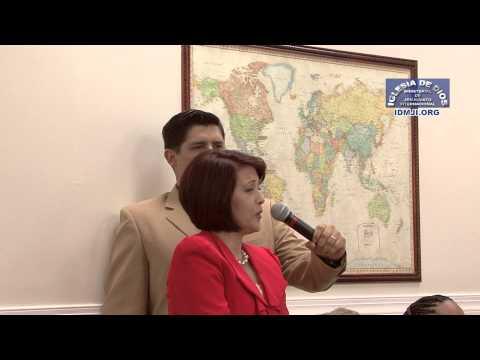 Iglesia de Dios Ministerial de Jesucristo Internacional - Testimonio - Bradenton - Fl - USA.