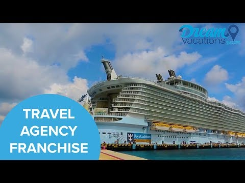 Welcome to Dream Vacations Travel Agency Franchise Business