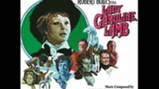 Lady Caroline Lamb. Música: Richard Rodney Bennett