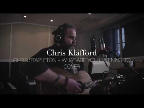Chris Kläfford Guesting a studio session E04 What are you listening to cover