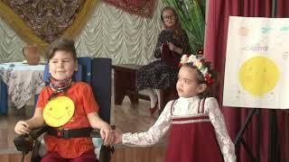 """""""Как Колобок Весну встречал""""   Музыкальный театр """"Апельсин"""""""